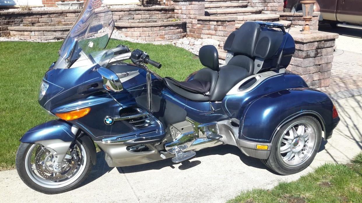 hannigan k1200lt trike motorcycles for sale. Black Bedroom Furniture Sets. Home Design Ideas