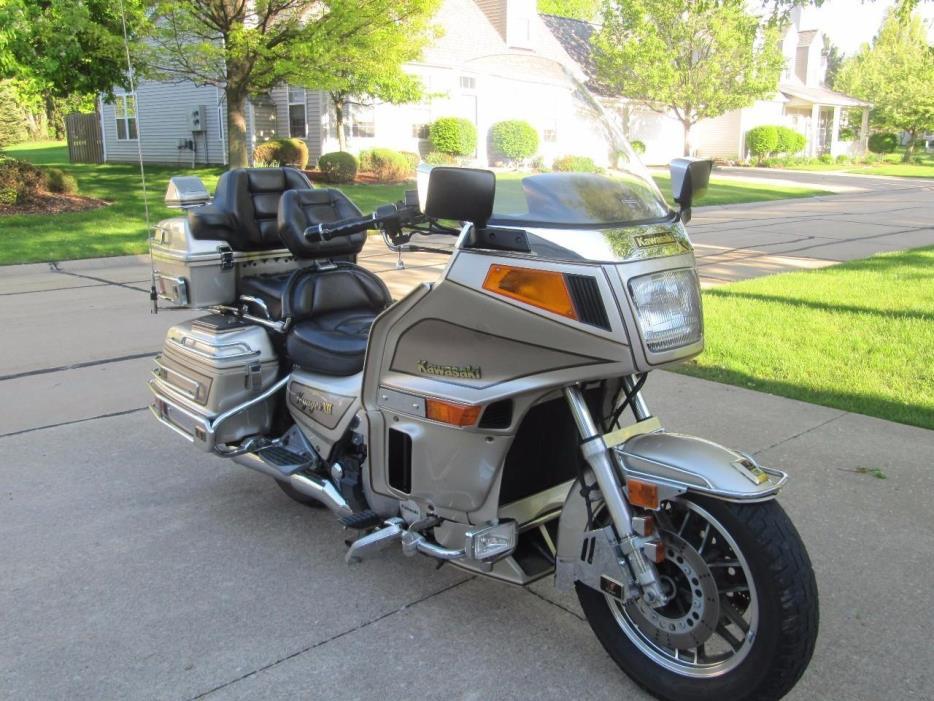 1988 Kawasaki VOYAGER XII 1200