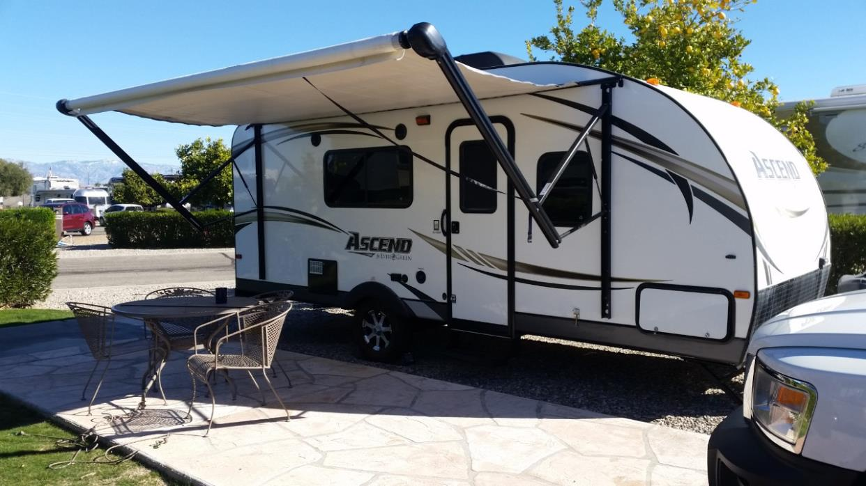 2013 Evergreen ASCEND A191RB