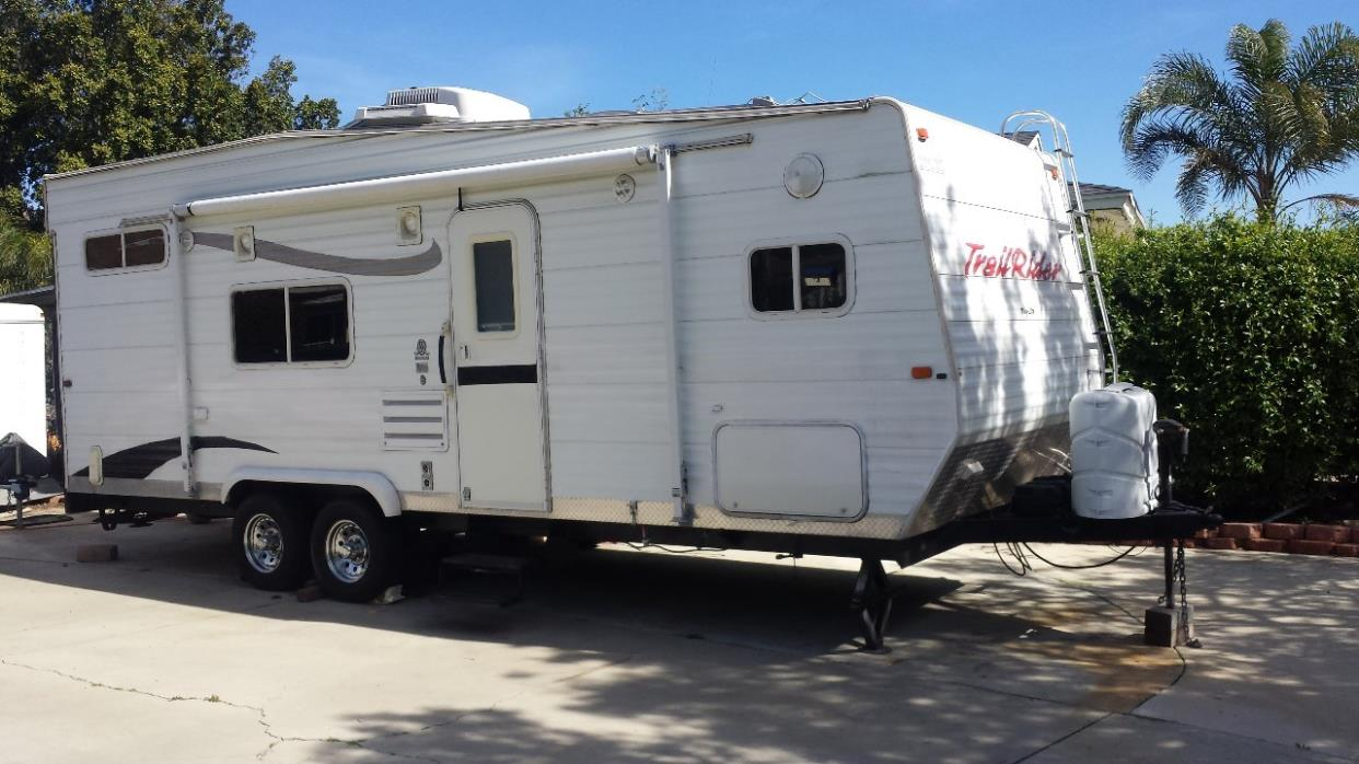 2006 Skyline TRAILRIDER 240