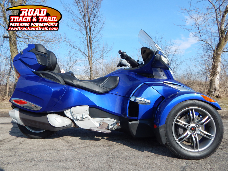 2012 Can-Am Spyder RT-S SM5