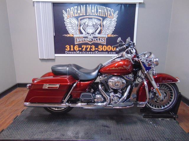 2009 Harley-Davidson ROAD KING FLHR