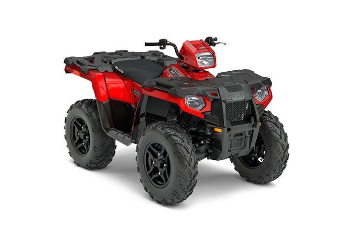 2017 Polaris SPORTSMAN 570 SP SUNSET RED