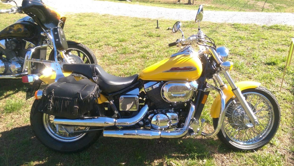 2002 Honda SHADOW VT750