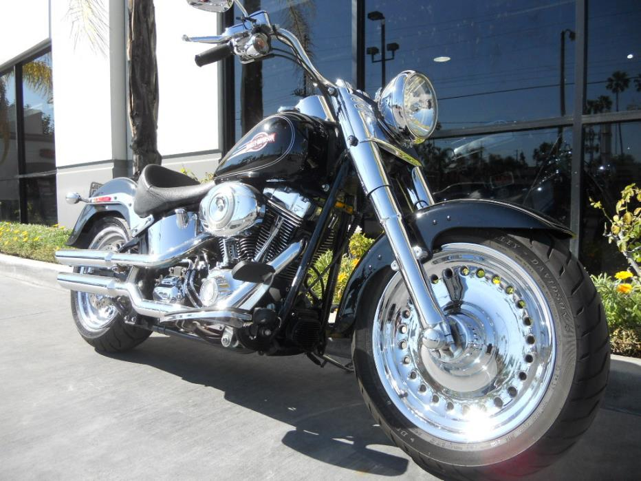 2007 Harley-Davidson 001 FLSTF - Fat Boy