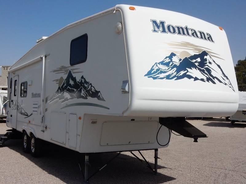 2005 Keystone Montana2955RL