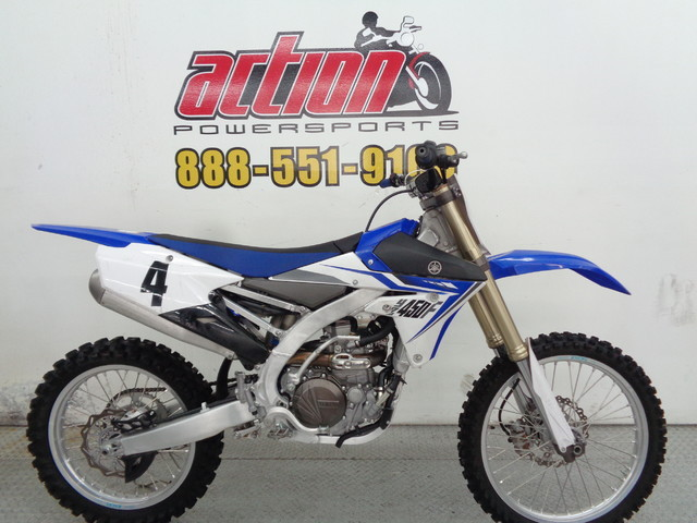 yamaha yz motorcycles for sale in tulsa oklahoma