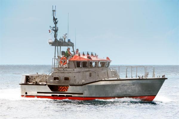 1992 Textron Motor Life Boat