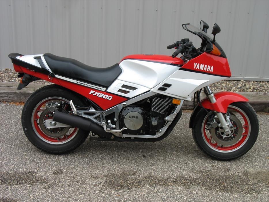 yamaha fj 1200 motorcycles for sale rh smartcycleguide com 1989 Yamaha FJ 1200 Fairing 1989 Yamaha FJ1200 Review