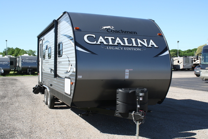 2017 Coachmen CATALINA CAT223RBSLE