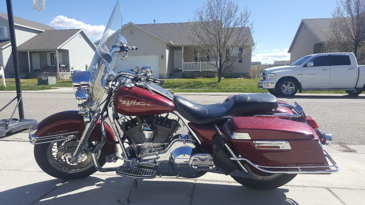 2002 Harley-Davidson ROAD KING CUSTOM