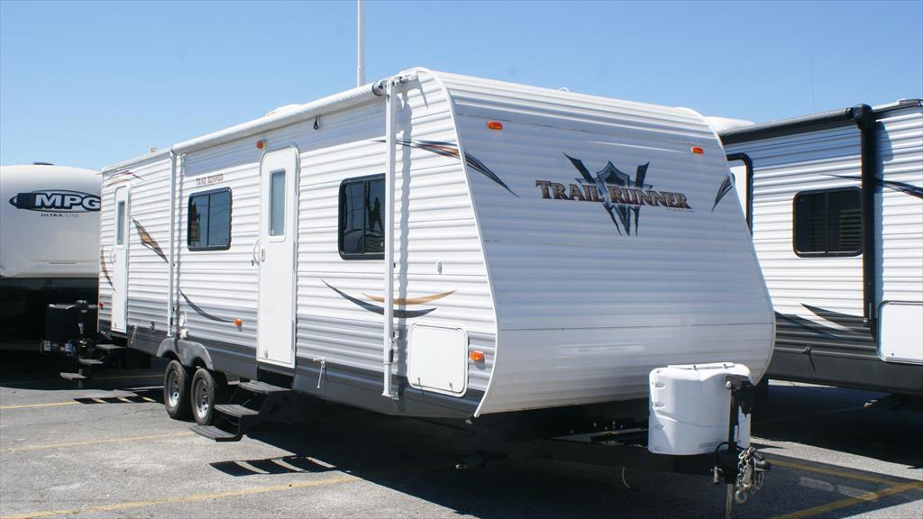 2013 Heartland Rv Trail Runner 28BHK