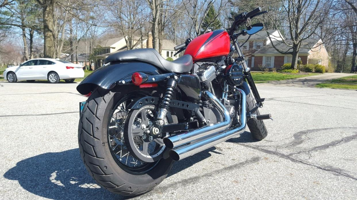 harley davidson motorcycles for sale in cleveland, ohio
