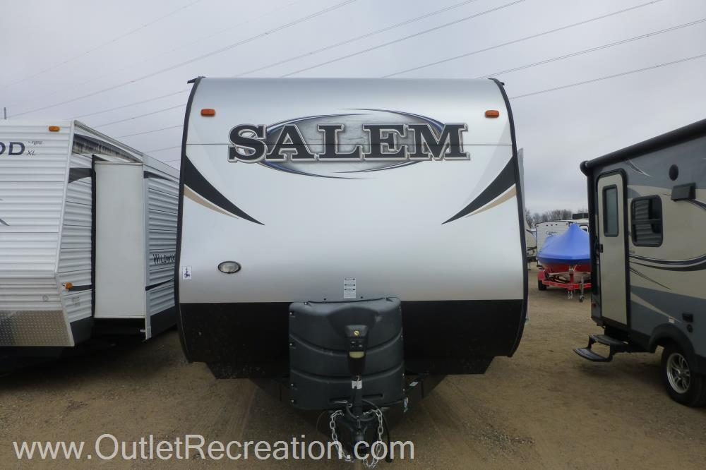 2014 Forest River Salem36BHBS