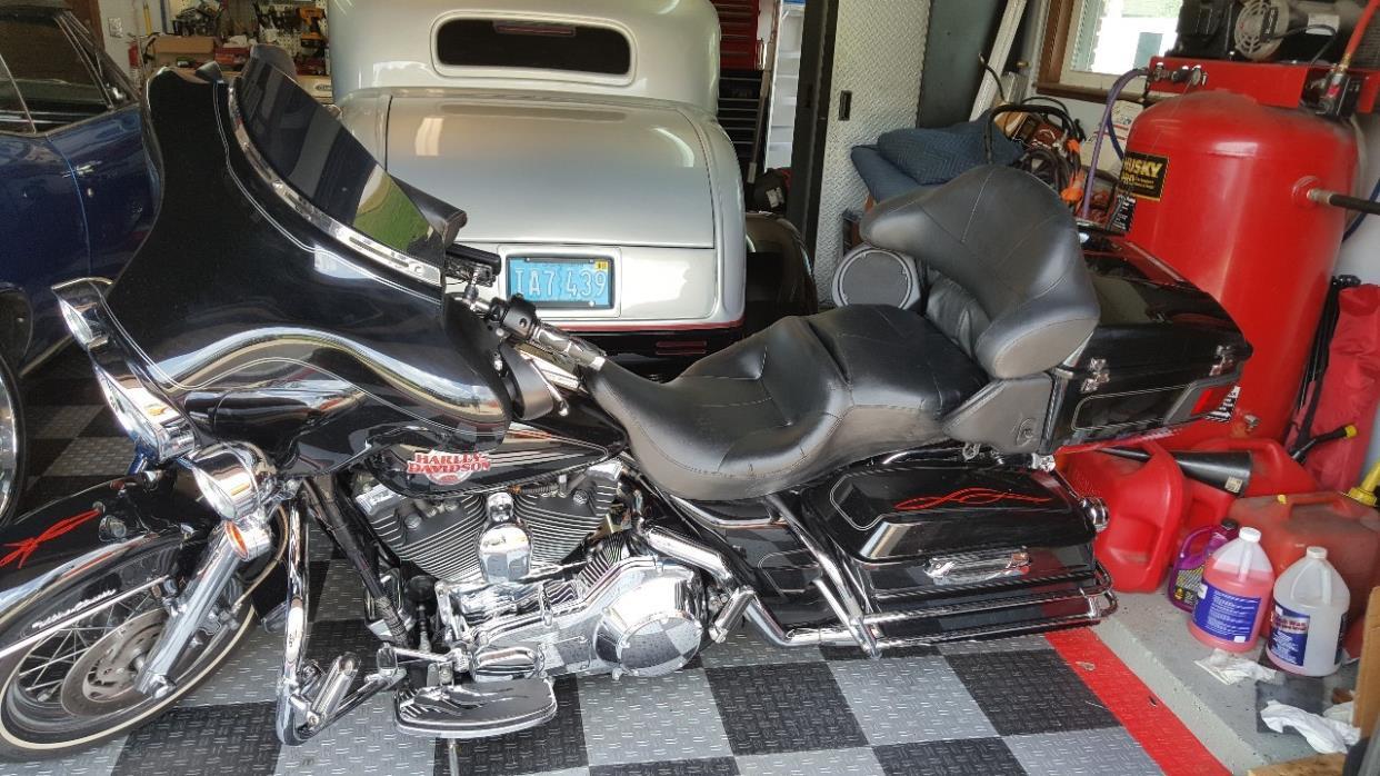 2006 Harley-Davidson TOUR GLIDE
