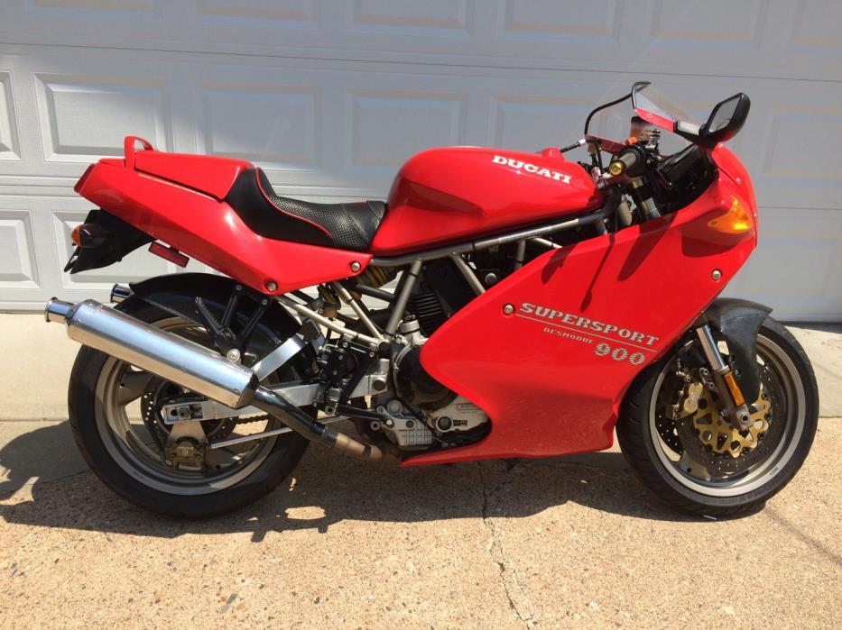 1994 Ducati SUPER SPORT 900