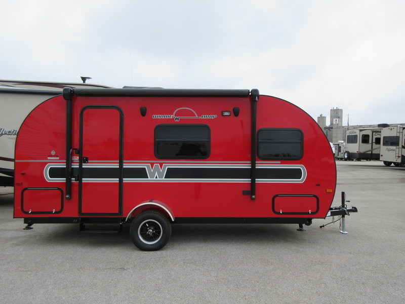 2018 Winnebago Industries, Inc WINNIE DROP TT WD170S