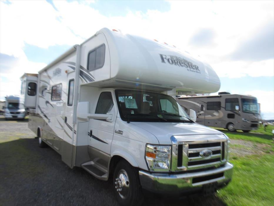 2015 Forest River Forester 3011DS