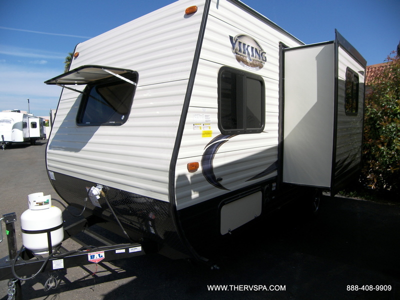 2018 Coachmen Viking Ultra-Lite 17BHS