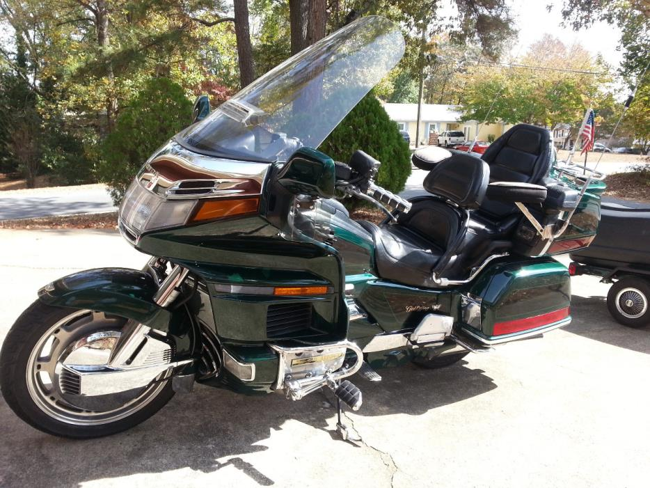 Honda Gold Wing 1500 Se motorcycles for sale