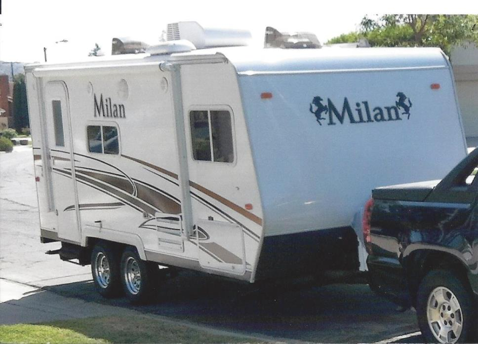 2011 Eclipse Recreational Vehicles MILAN 18FBS