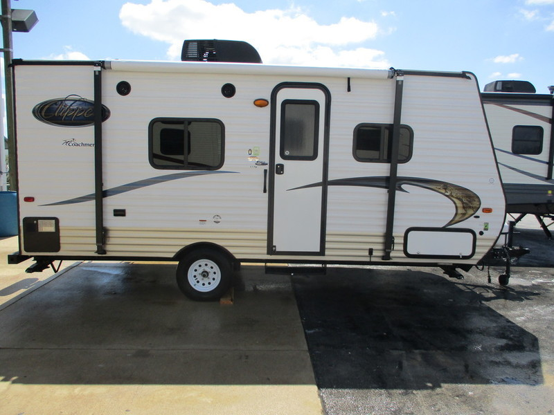 2015 Coachmen Clipper Ultra-Lite 17FQ