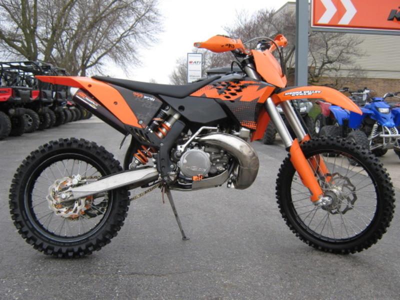 2009 KTM 250 XC-W