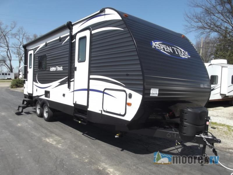 2017 Dutchmen Rv Aspen Trail 2390RKS