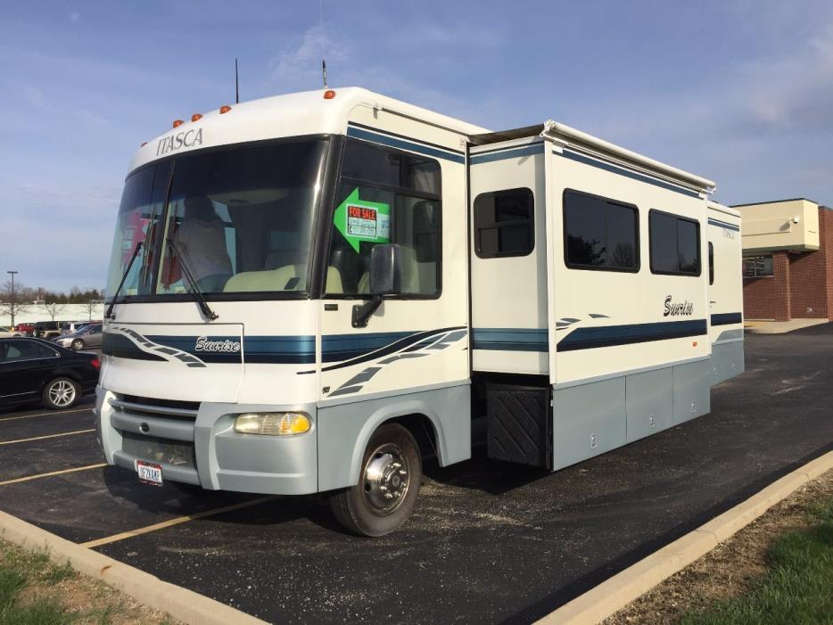 2002 Itasca SUNRISE 32V