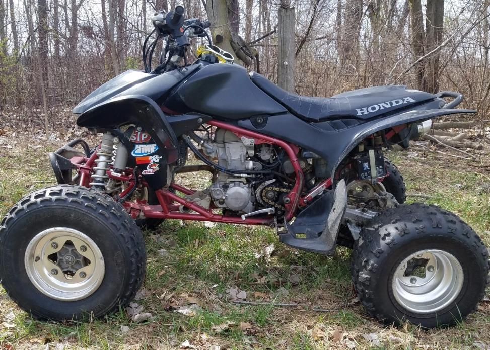 2007 Honda Trx450er Motorcycles For Sale