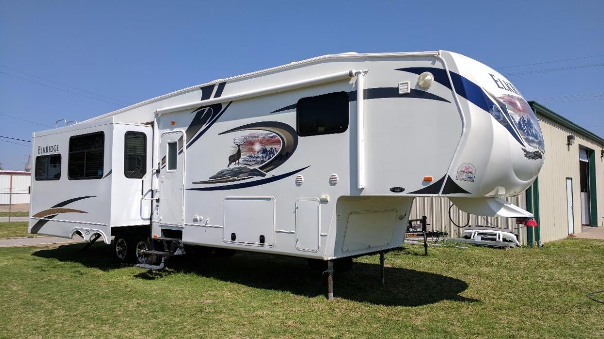 2012 Heartland ELKRIDGE 34 TSRE