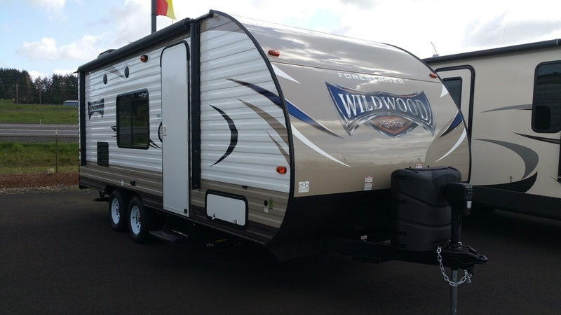 2018 Forest River Wildwood X-Lite 201BHXL