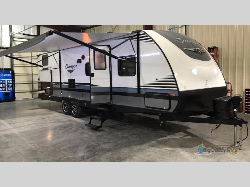 2017 Forest River Rv Surveyor 295QBLE