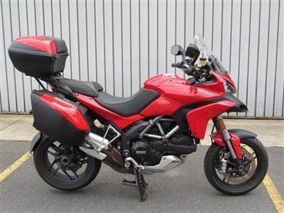 2013 Ducati MULTISTRADA 1200S TOUR