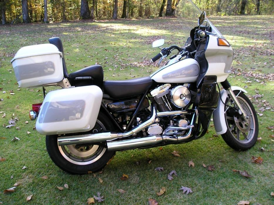 1992 Harley-Davidson FXR GRAND TOURING EDITION