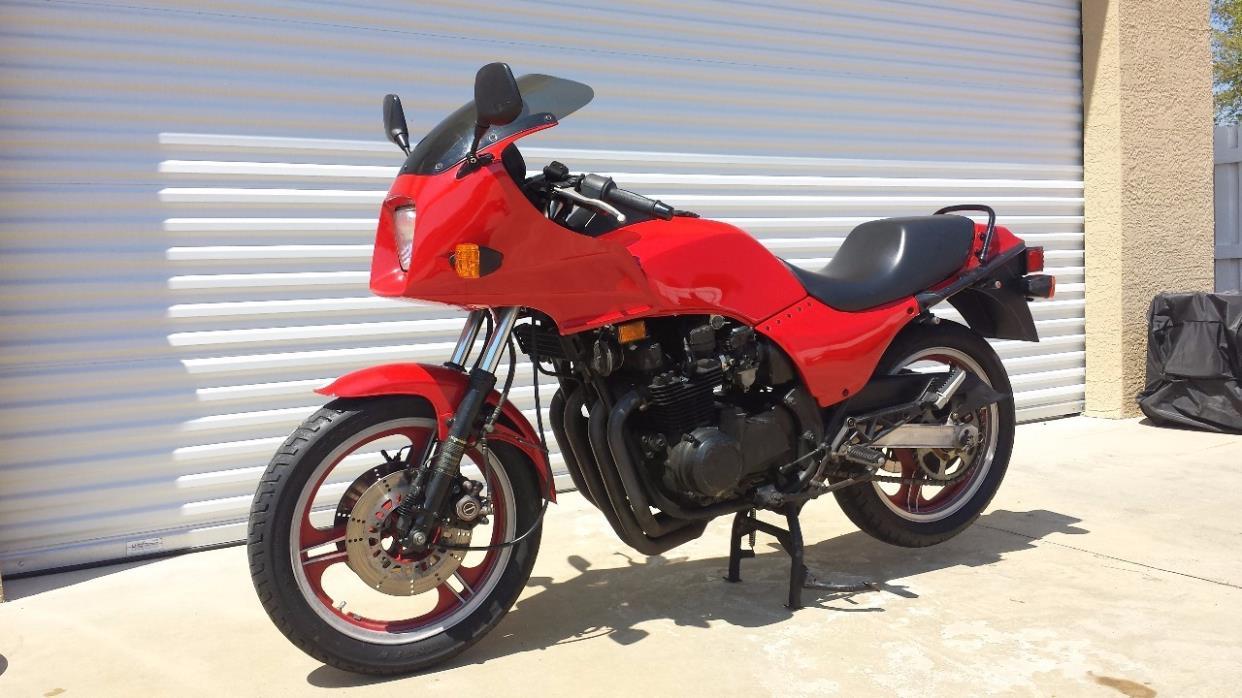 1983 Kawasaki GPZ 750
