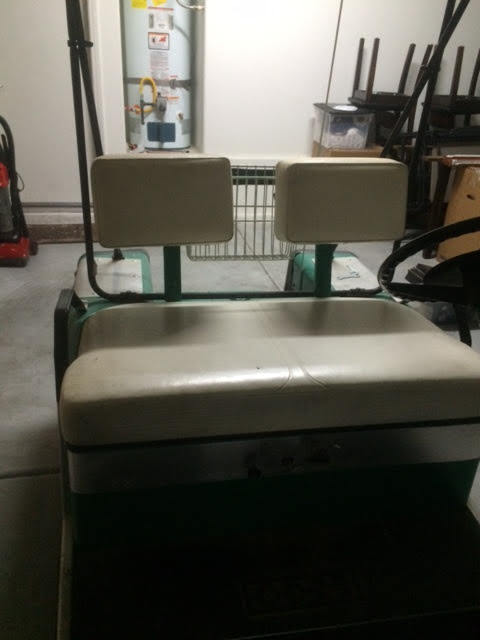 1993 E-Z-Go GOLF CART