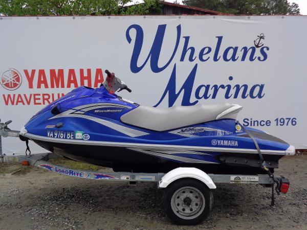 2006 Yamaha WaveRunner VX Deluxe