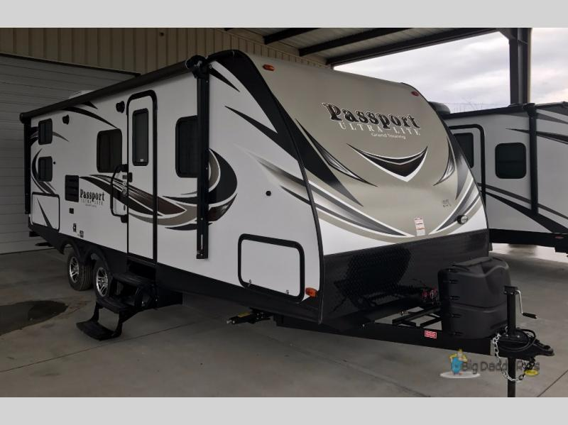 2017 Keystone Rv Passport 2400BH Grand Touring