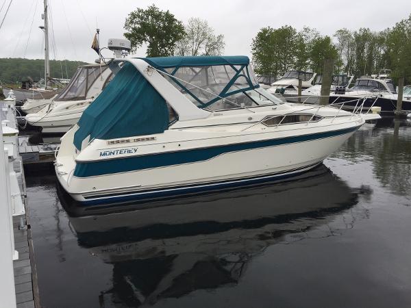 1993 Monterey 286 Cruiser