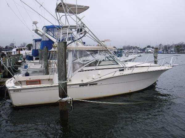 1989 Atlantic 34 Offshore Express