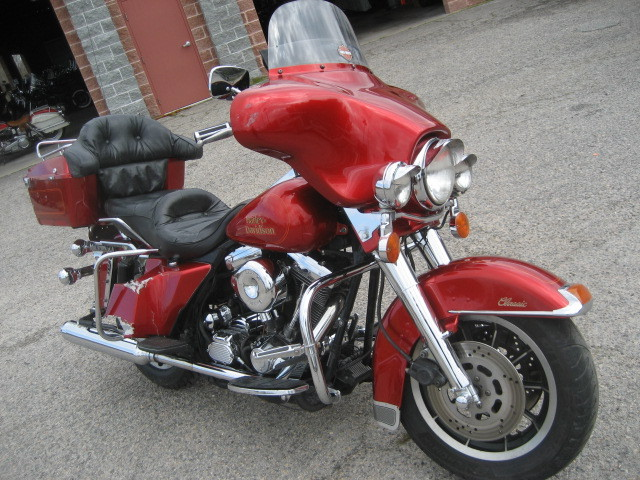 Harley Davidson Electra Glide Classic motorcycles for sale