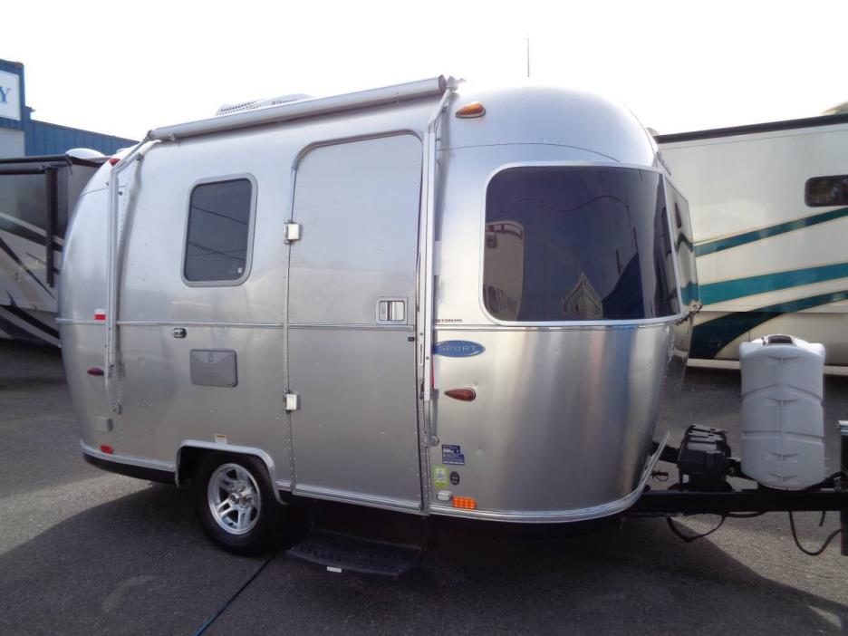 2014 Airstream Bambi Sport 16ft