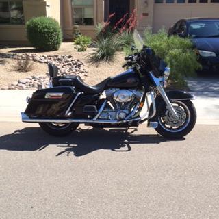 2004 Harley-Davidson ELECTRA GLIDE STANDARD