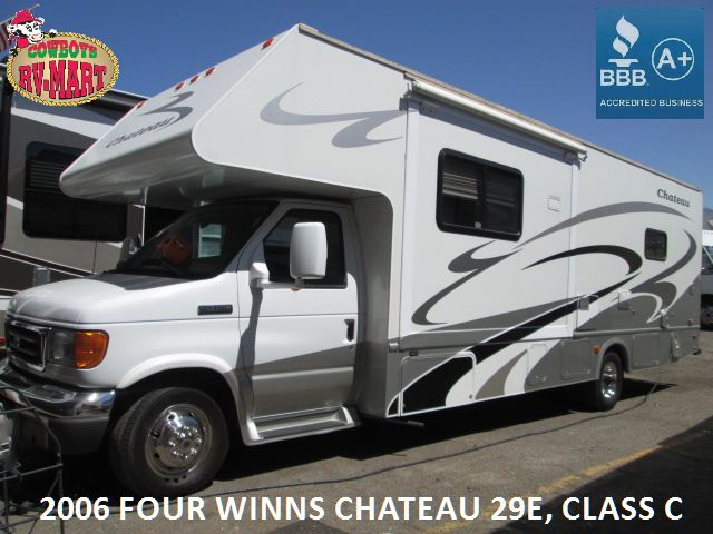 2006 Thor Motor Coach FOUR WINDS CHATEAU