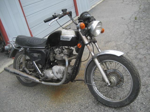 Triumph Bonneville T140 Motorcycles For Sale