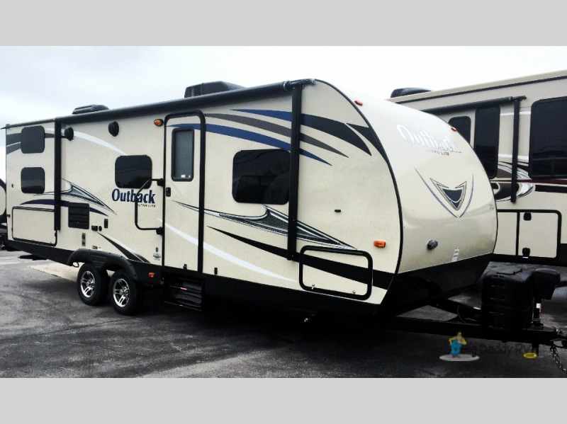 Outback Light Weight Travel Trailers For Sale