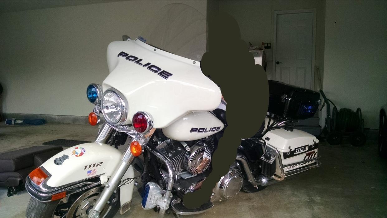 2008 Harley-Davidson ELECTRA GLIDE POLICE