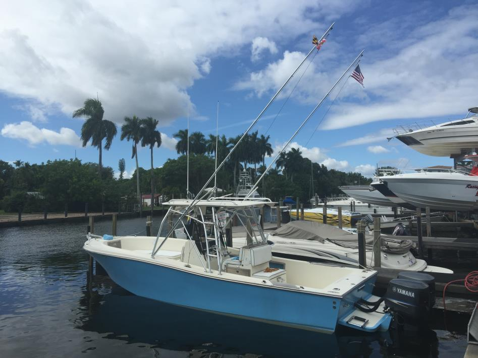 mako 261 boats for sale