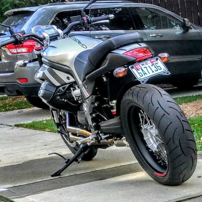 2013 Moto Guzzi GRISO 8V SE